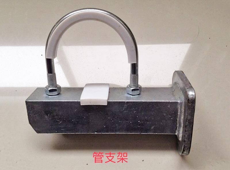 U型螺栓管卡主要用途普遍